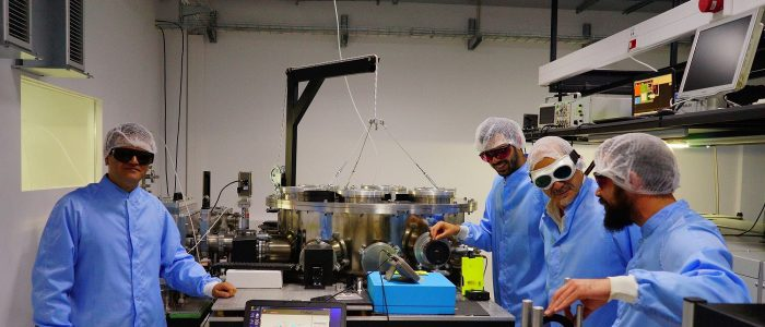 Measurements in the Attosecond LAB - IESL - FORTH