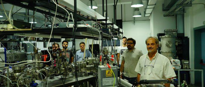 Attosecond Lab Team