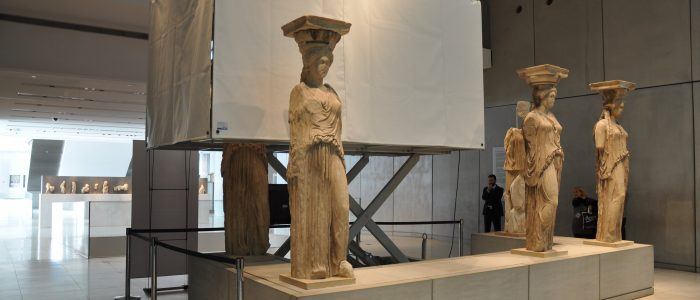 Parthenonal, Acropolis, Laser Conservation